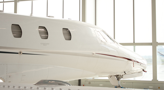 Prepare aircraft for sale