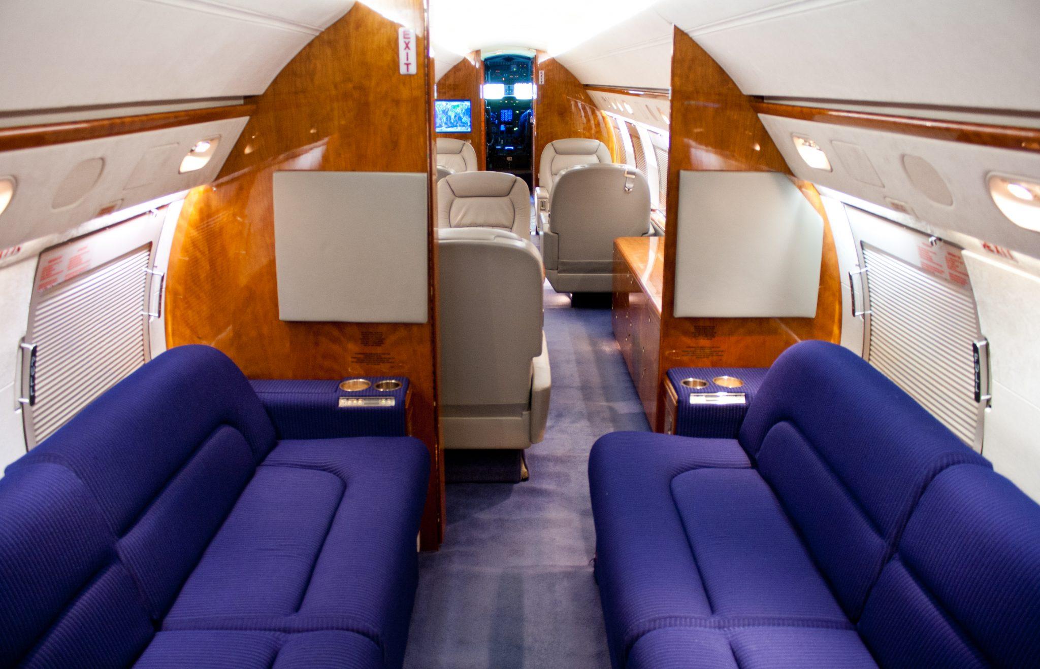 Gulfstream divan
